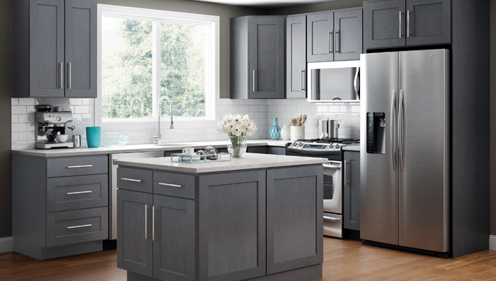 Essex Lunar Kitchen Cabinets