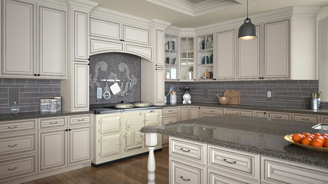 Forevermark Signature Pearl 10x10 Kitchen Cabinets