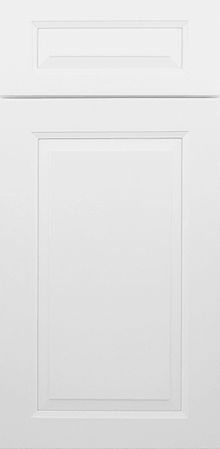 Forevermark-TSG Gramercy White Sample Door