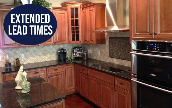Hudson Heritage Brown Cabinets