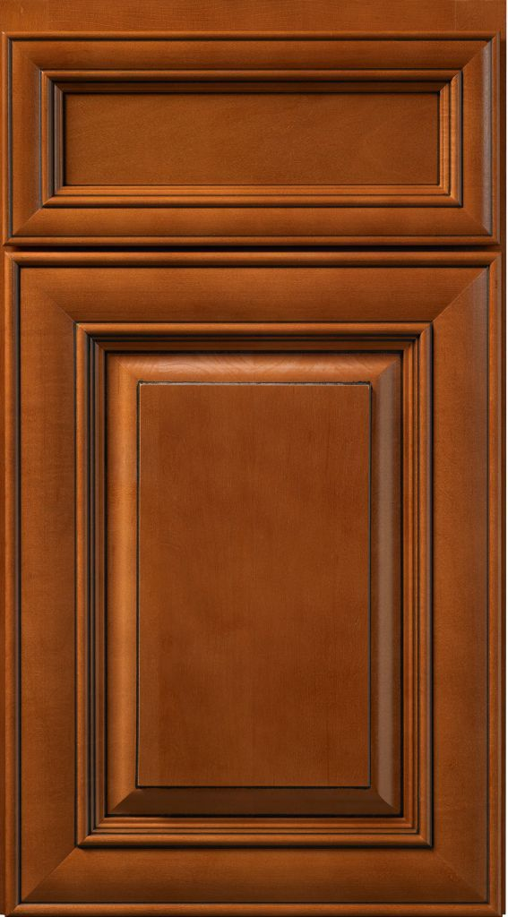 Hudson Heritage Brown Small Sample Door