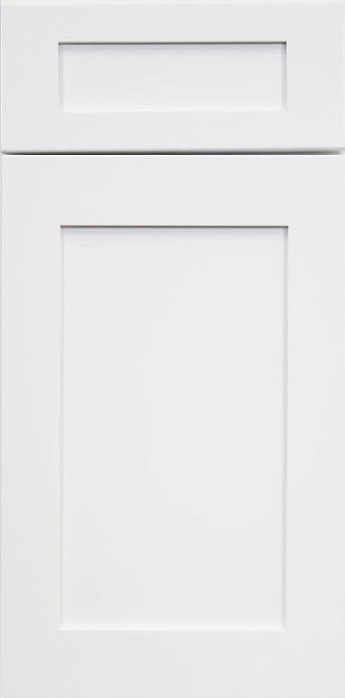 Forevermark-TSG Ice White Shaker Sample Door
