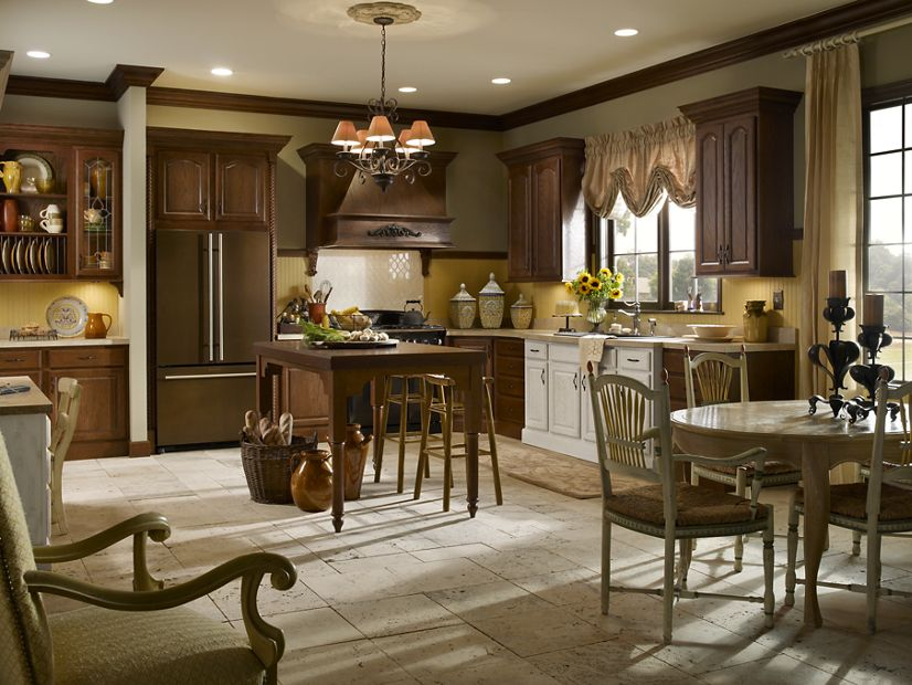 Medallion Bridgeport And Columbia Kitchen Cabinets