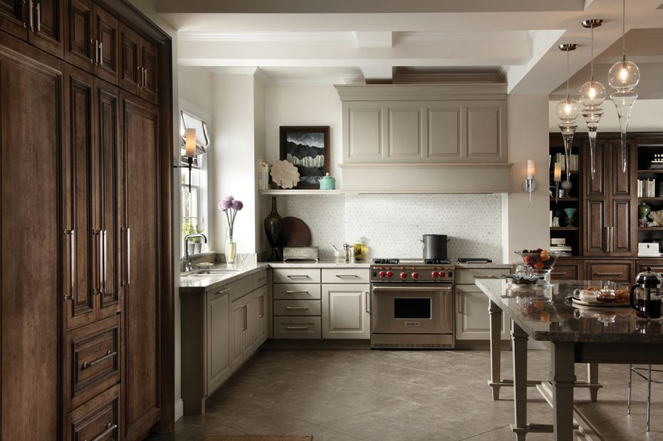 Medallion Camelot And Ellison Kitchen Cabinets