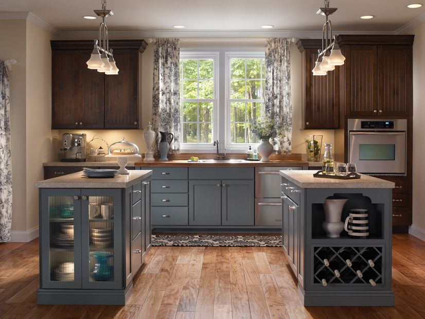 Medallion Fenwick And Lancaster Kitchen Cabinets
