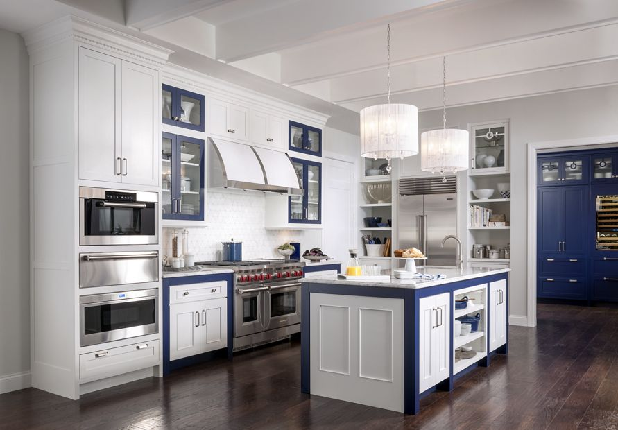 Medallion Cabinetry Loxley And Bayside Kitchen Cabinets