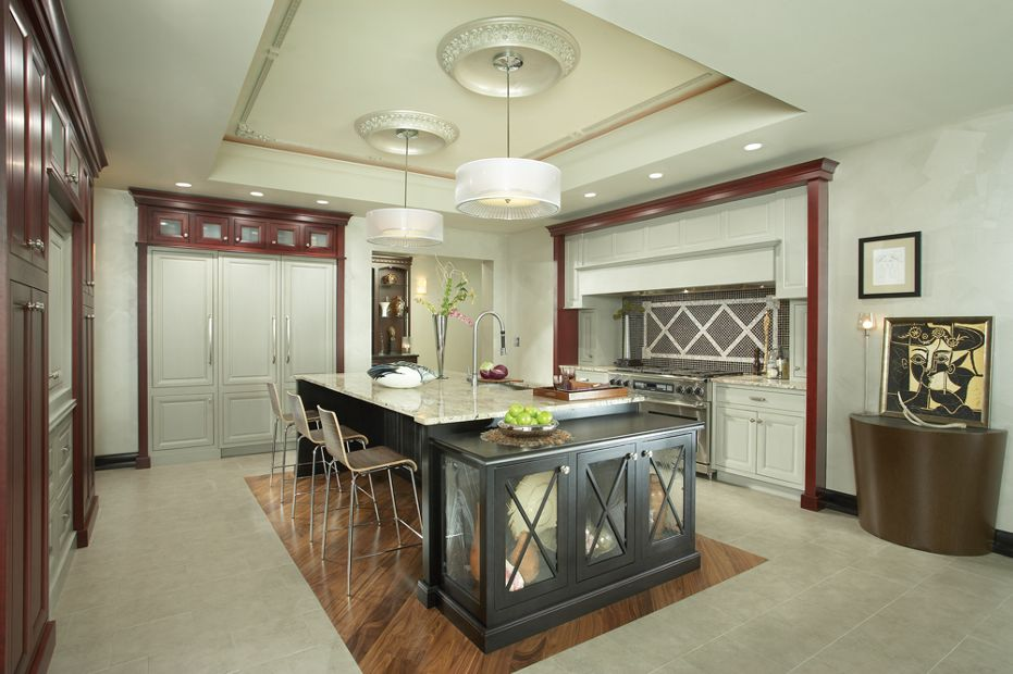 Medallion Venice And Bayside Kitchen Cabinets