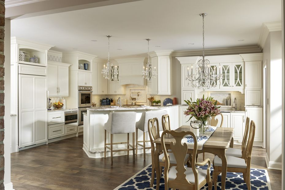 Medallion Wakefield And Wellington Kitchen Cabinets