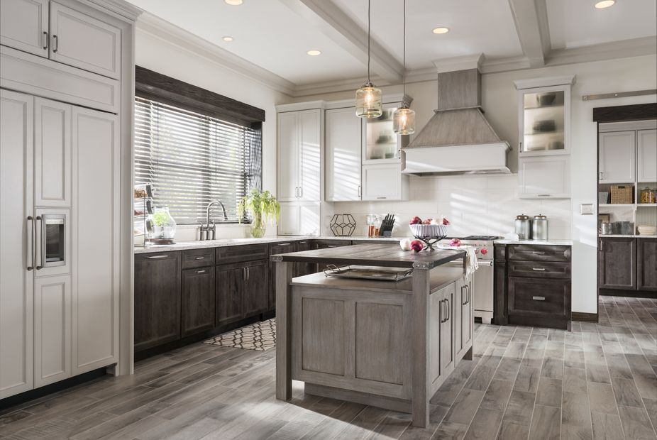 Medallion Cabinetry York And Misson Kitchen Cabinets