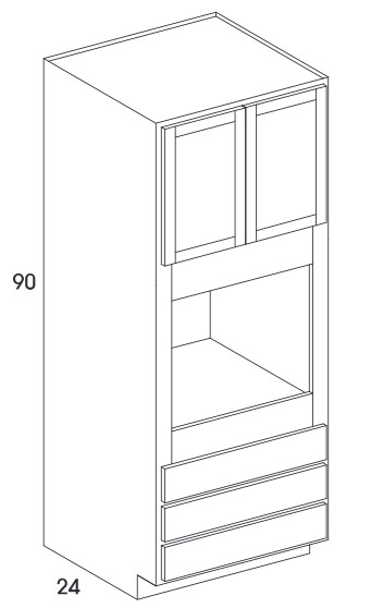 Oc339024 Shelf Clips Oven Cabinet With