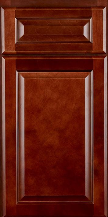 Quincy Cherry Sample Door