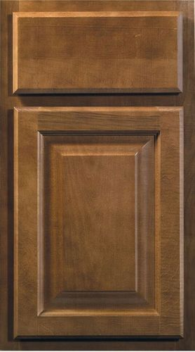 Saginaw Chestnut Small Sample Door