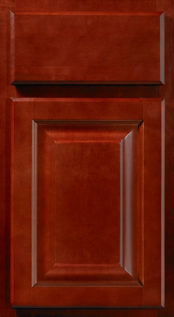 Saginaw Crimson Small Sample Door