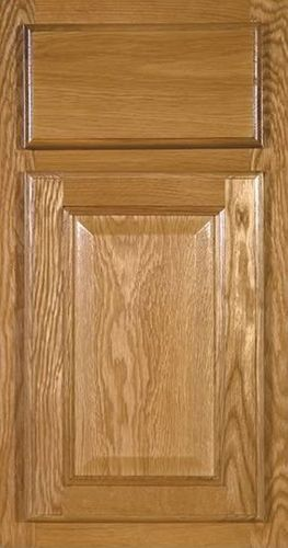 SBF13.5: Sample Door: Country Oak Honey Kitchen Cabinets