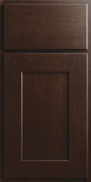 SBF13.5: Sample Door: Luxor Espresso Kitchen Cabinets