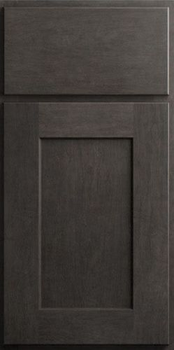 SBF13.5: Sample Door: Luxor Smoky Grey Kitchen Cabinets