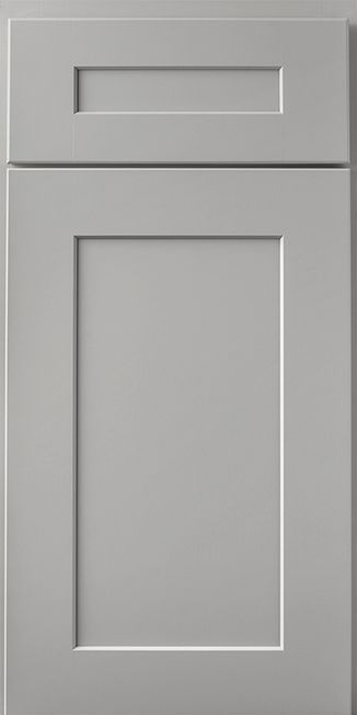 Dartmouth 5-Piece Pewter Small Sample Door