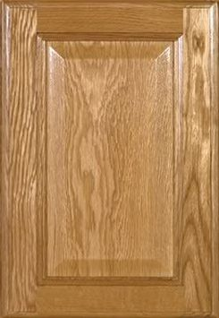 SD11X14: Sample Door: Country Oak Honey Kitchen Cabinets