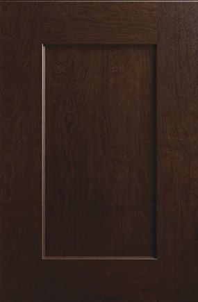SD11X14: Sample Door: Luxor Espresso Kitchen Cabinets