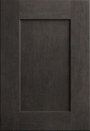 SD11X14: Sample Door: Luxor Smoky Grey Kitchen Cabinets