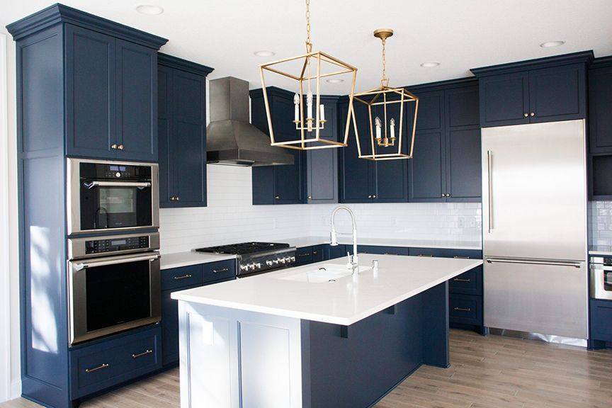 York Biscayne Paint Kitchen Cabinets