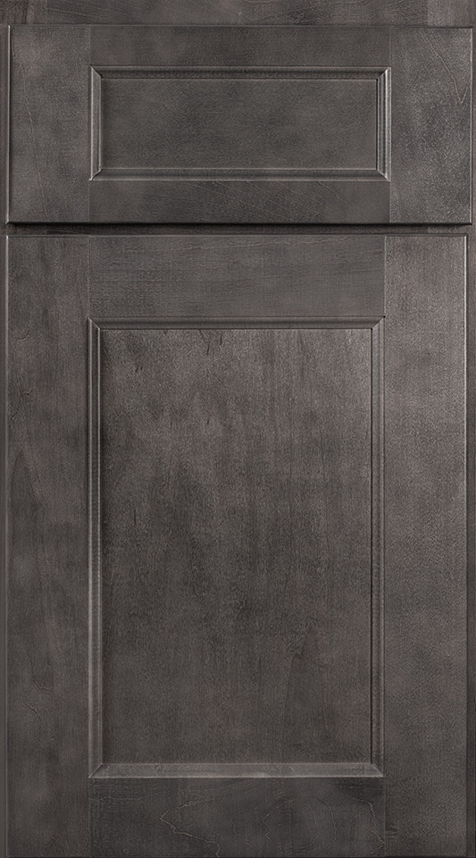 York Grey Stain Small Sample Door