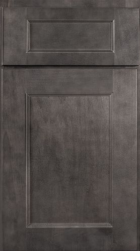 York Grey Stain Sample Door