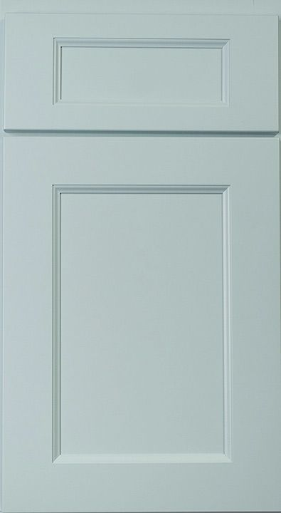 York Seabreeze Paint Small Sample Door
