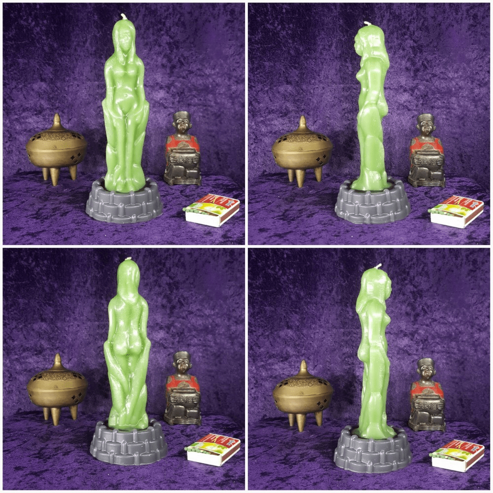 Spell/Meditation Candle Female