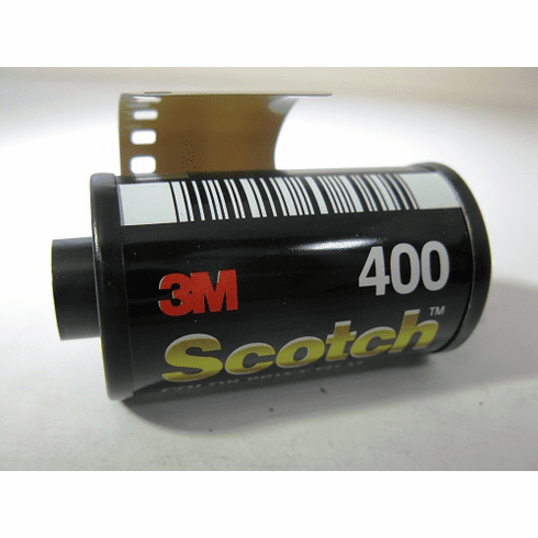 3M Scotch 400F Color Print Film 35mm x 36 Exp Special