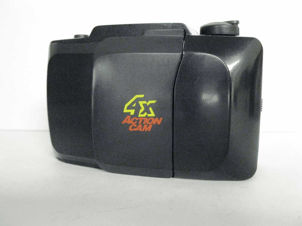 4X ACTION CAM 35mm Film Camera