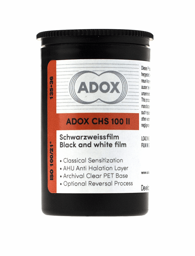 ADOX Classic CHS 100 II Black and White 35mm x 36 exp Film