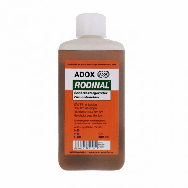Adox Rodinal Film Adonal Developer - 500ml Liquid
