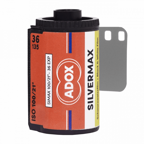 ADOX Silvermax 100 Black and White 35mm x 36 exp Film