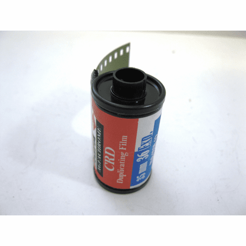 Agfa Agfachrome CRD Duplicating Film 35mm x 36 Exp ISO 12