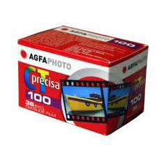 Agfa Agfachrome Precisa Slide Film 36 Exposures ISO 100