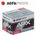 Agfa Agfapan APX 100 B & W Film 35mm x 36 Exposure