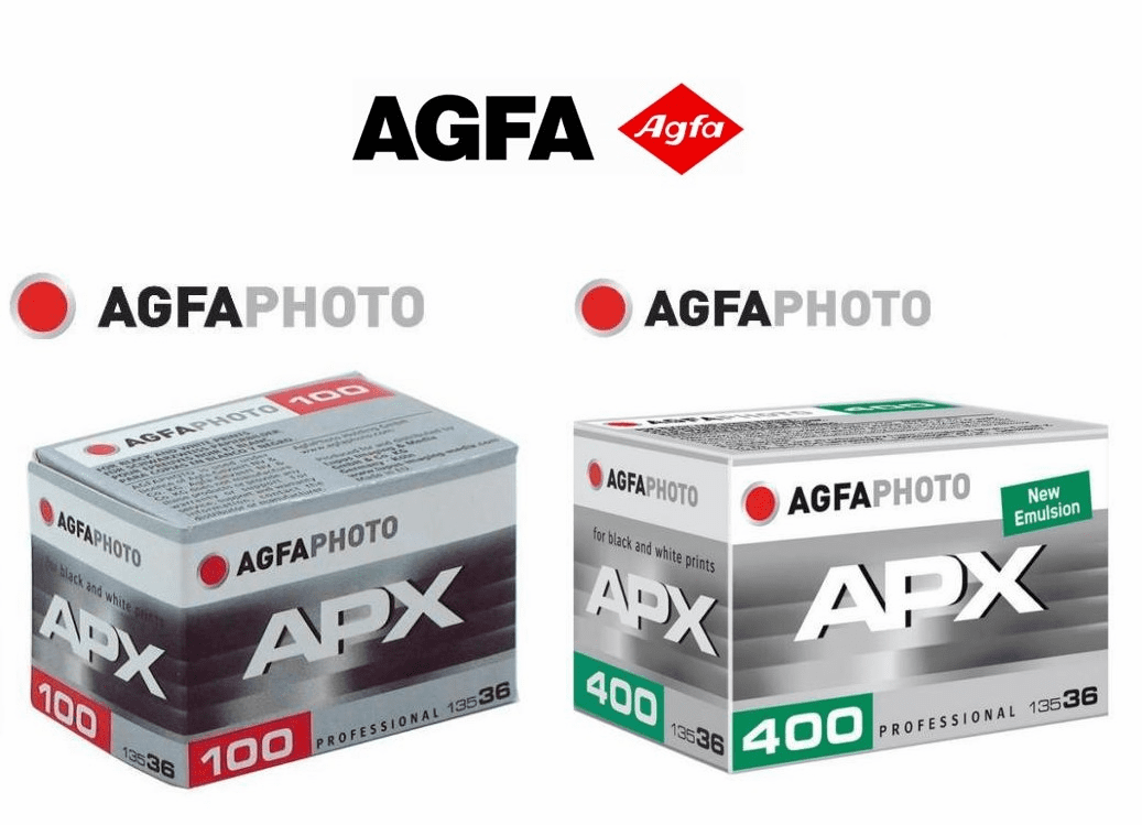Agfa Black and White Films