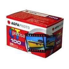 Agfa Agfachrome Slide Film