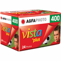 Agfa Vista 400 Color Print Film 35mm x 24 exp.