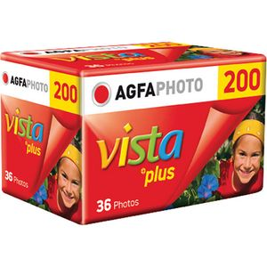 Agfa Vista Plus 200 Color Film