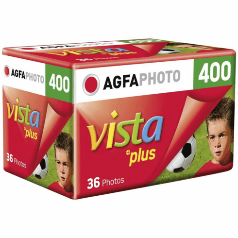 Agfa Vista Plus 400 Color Print Film 35mm x 36 exp. 2019 Dating