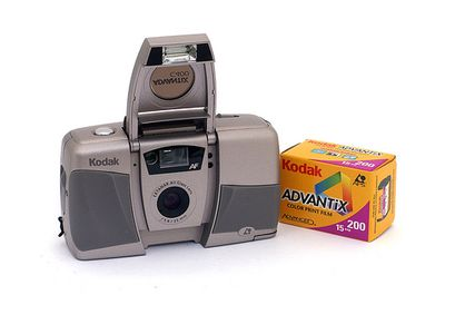 APS (Advanced Photo System)  Film Cameras and Film