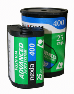 APS (Advanced Photo System) Films
