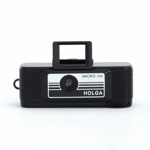 Baby Holga Micro -110 Camera with Film