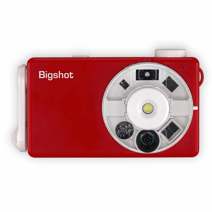 Bigshot DIY Educational Digital 3D Panorama Camera