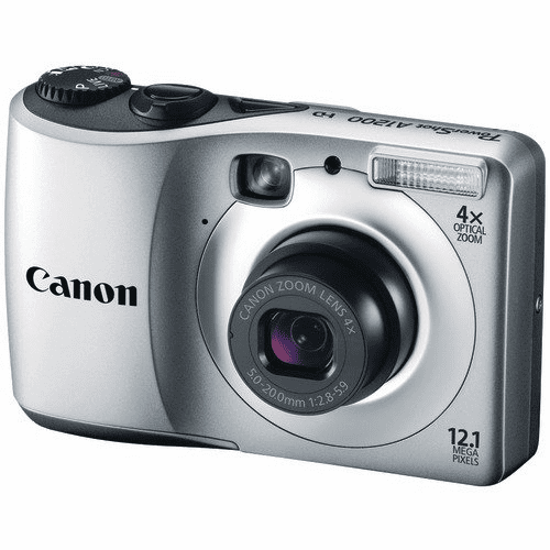 Canon Digital Point-and-Shoot Cameras