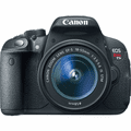Canon EOS Rebel T5i DSLR Camera with EF-S 18-55mm Lens