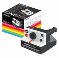 Carbon One Retro Mini Digital Camera White