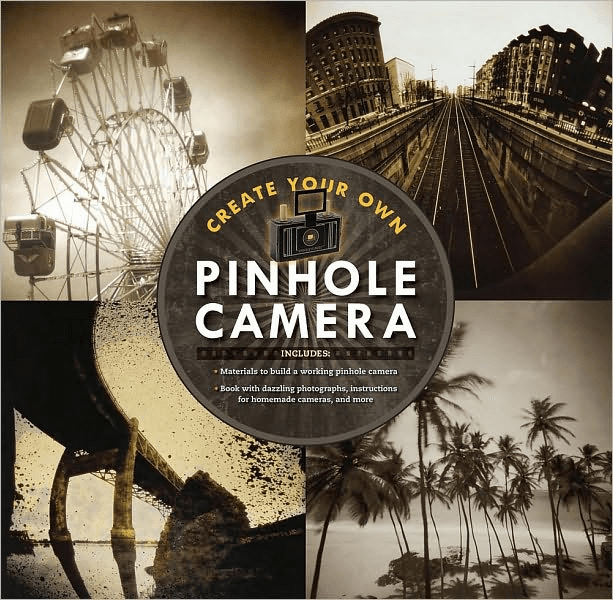 Create Your Own Pinhole Camera Book